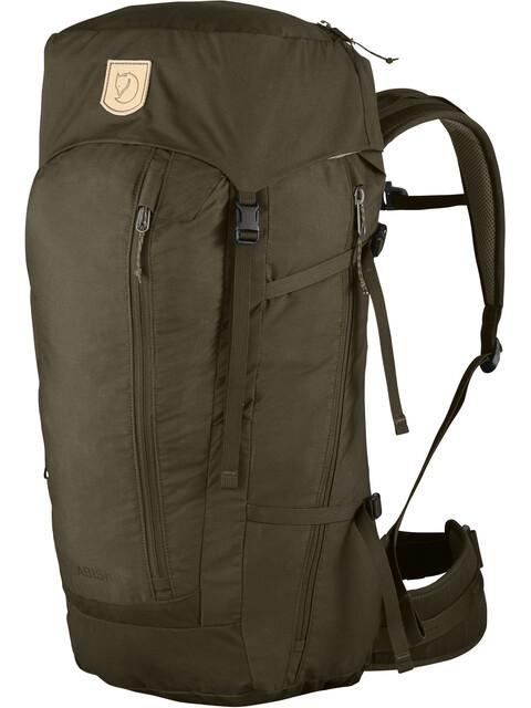 Fjällräven Abisko Hike 35 Backpack dark olive